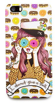 valfre-i-donut-give-a-fuck-iphone-5-case