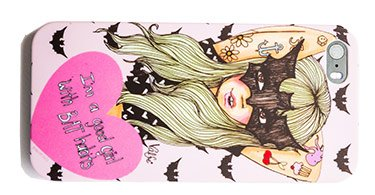 valfre-bat-habits-iphone-5-case