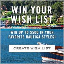 Win Your Wish List
