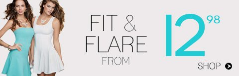 Fit & Flare Style!