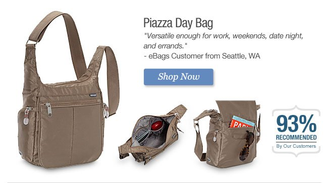 Shop Piazza Day Bag