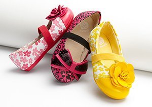 Stepping Out: Stylish Footwear