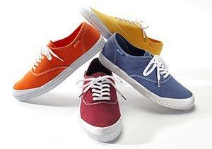 Weekend Style: Casual Sneakers
