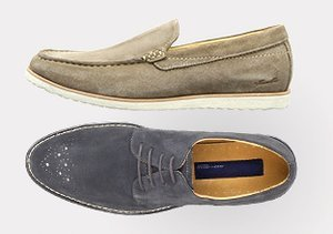 Weekend Style: Lace-Ups & Slip-Ons