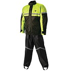 Nelson Rigg 'SR-6000' Black/Hi-Viz Yellow Stormrider 2-Piece Rain Suit