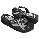Xelement Womens Stud Eagle Sandals