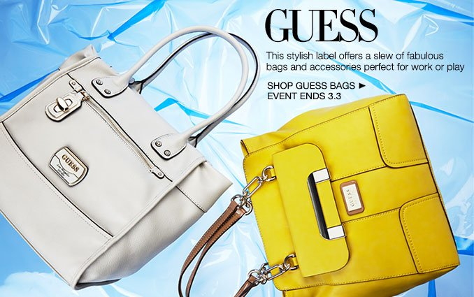 Shop Guess - Accessories.
