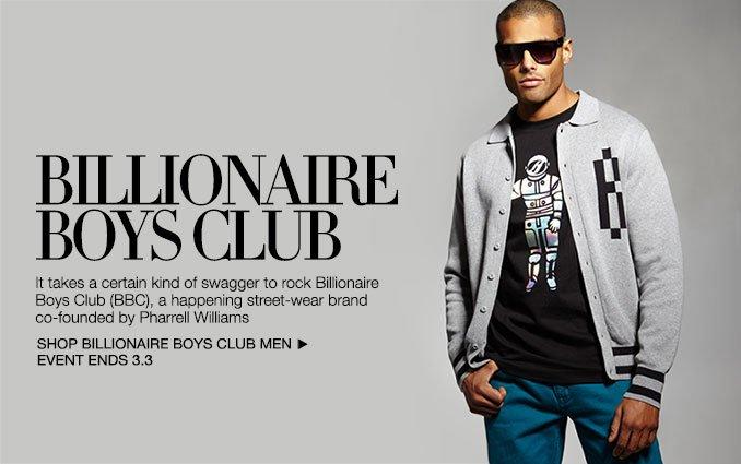 Shop Billionaire Boys Club - Men.