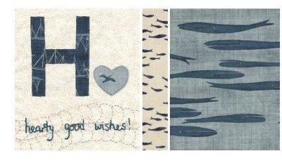 Moda Fabrics Hearty Good Wishes