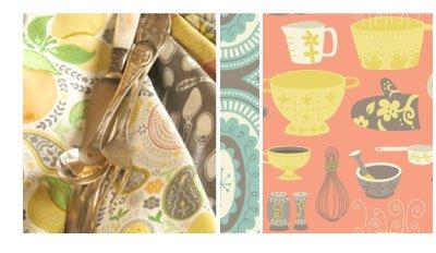 Blend Fabrics Ana Davis Clementine