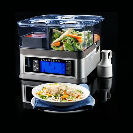 Viante Intellisteam Food Steamer