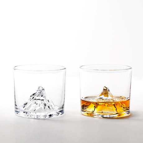 Matterhorn Glasses // Set of 2
