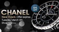 Chanel flash sale