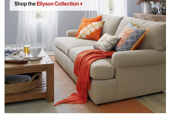 Shop the Ellyson Collection