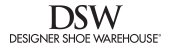 DSW DESIGNER SHOE WAREHOUSE ®