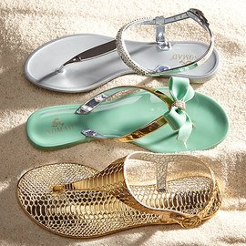 Jelly Trend: Women's Sandals