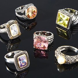 Contemporary Metals: Focus on Rings