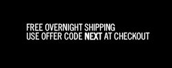 Free Overnight Shipping. Use offer code NEXT at checkout.