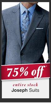 Joseph Suits - 75% Off*