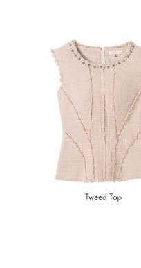 Tweed Top