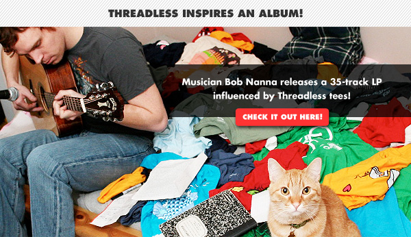 Bob's Threadless Songs