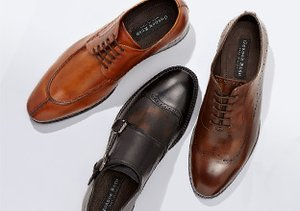 Wear It To Work: Sharp Shoes
