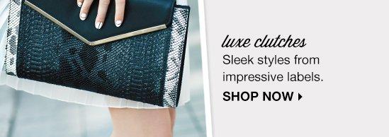 shop now clutches