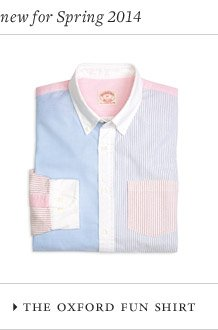 THE OXFORD FUN SHIRT