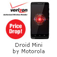 Droid Mini By Motorola.