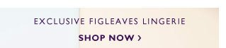 Exclusive figleaves lingerie