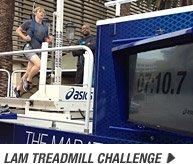 Learn more about the 2014 LA Marathon Treadmill Challenge - Promo C
