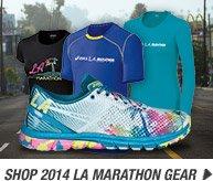 Shop the 2014 ASICS LA Marathon Gear - Promo A