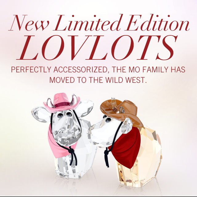 New Limited Edition Lovlots
