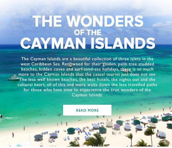 The Wonders of the Cayman Islands