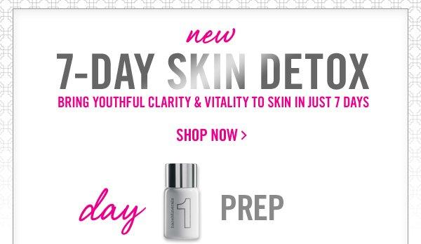 NEW 7-Day Skin Detox