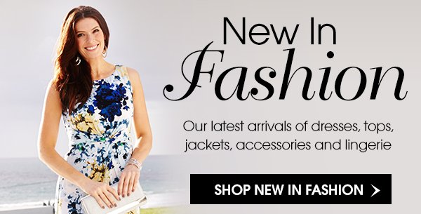 New In Fashion-Shop New In Fashion