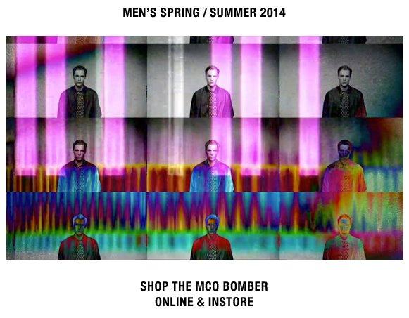 Men's Spring/Summer 2014