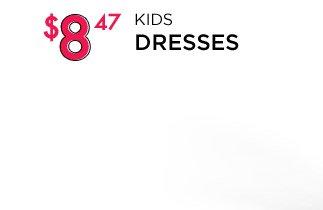 $8.47 | KIDS DRESSES