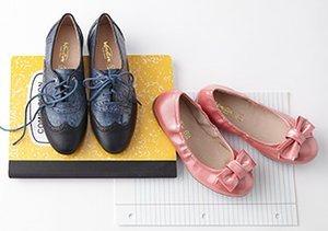 Polished Picks: Kids' Shoes