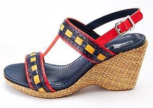 Walkable Wedge Sandals