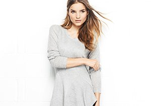 Neutral Knits: Sweaters & More