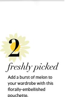 2. freshly picked