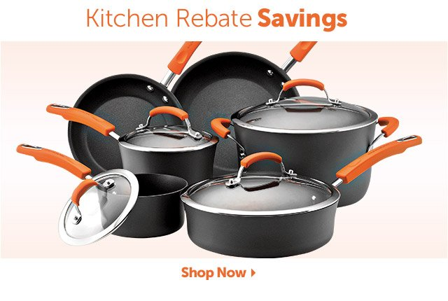 Kitchen Rebate Savings - Shop Now