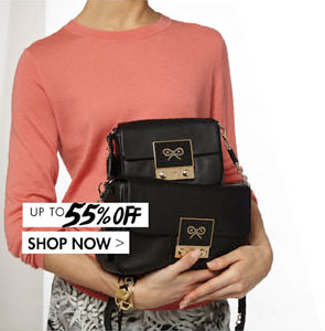 ANYA HINDMARCH - UP TO 55% OFF. SHOP NOW