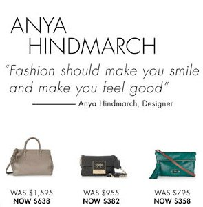 ANYA HINDMARCH. SHOP NOW