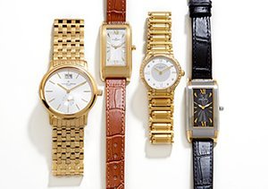 The New 9-5: Jewelry & Watches