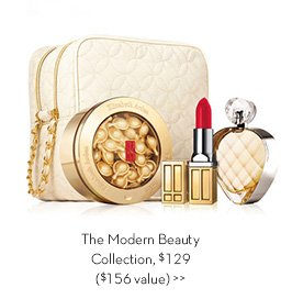 The Modern Beauty Collection, $129 ($156 value).
