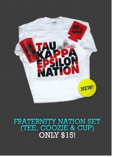 Fraternity Nation - $15