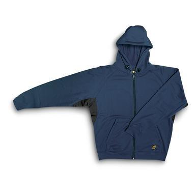 Ironclad® Hooded Full-zip Sweatshirt