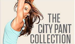 THE CITY PANT COLLECTION